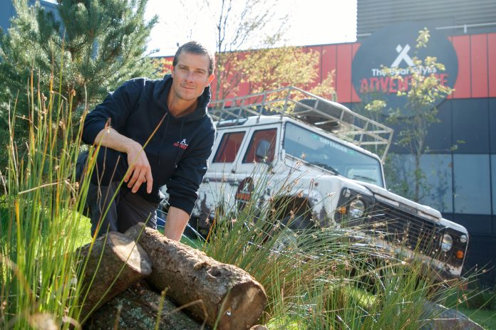 Face your fears with Bear Grylls