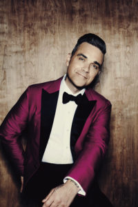 Robbie Williams. Boy In A Dress