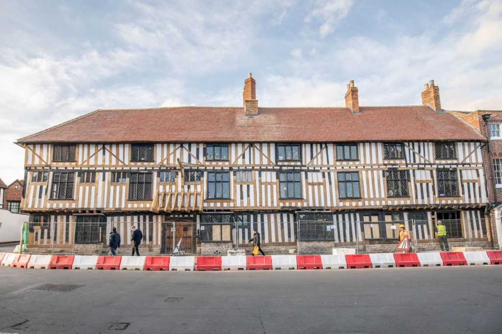 Date set for hotel opening following multi-million pound restoration