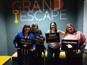 Grand Escape, Birmingham