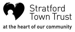 Stratford Town Trust logo