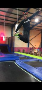 Jump In trampoline park