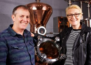 Moores of Warwick Gin Distillery