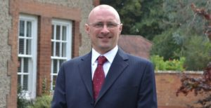 Alcester Grammar School Clive Sentance