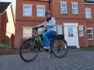 Amanda Chalmers, The Electric Bike Shop