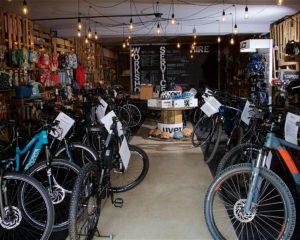 The Electric Bike Shop