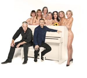 Calendar Girls The Musical, Birmingham Hippodrome, Gary Barlow, Tim Firth