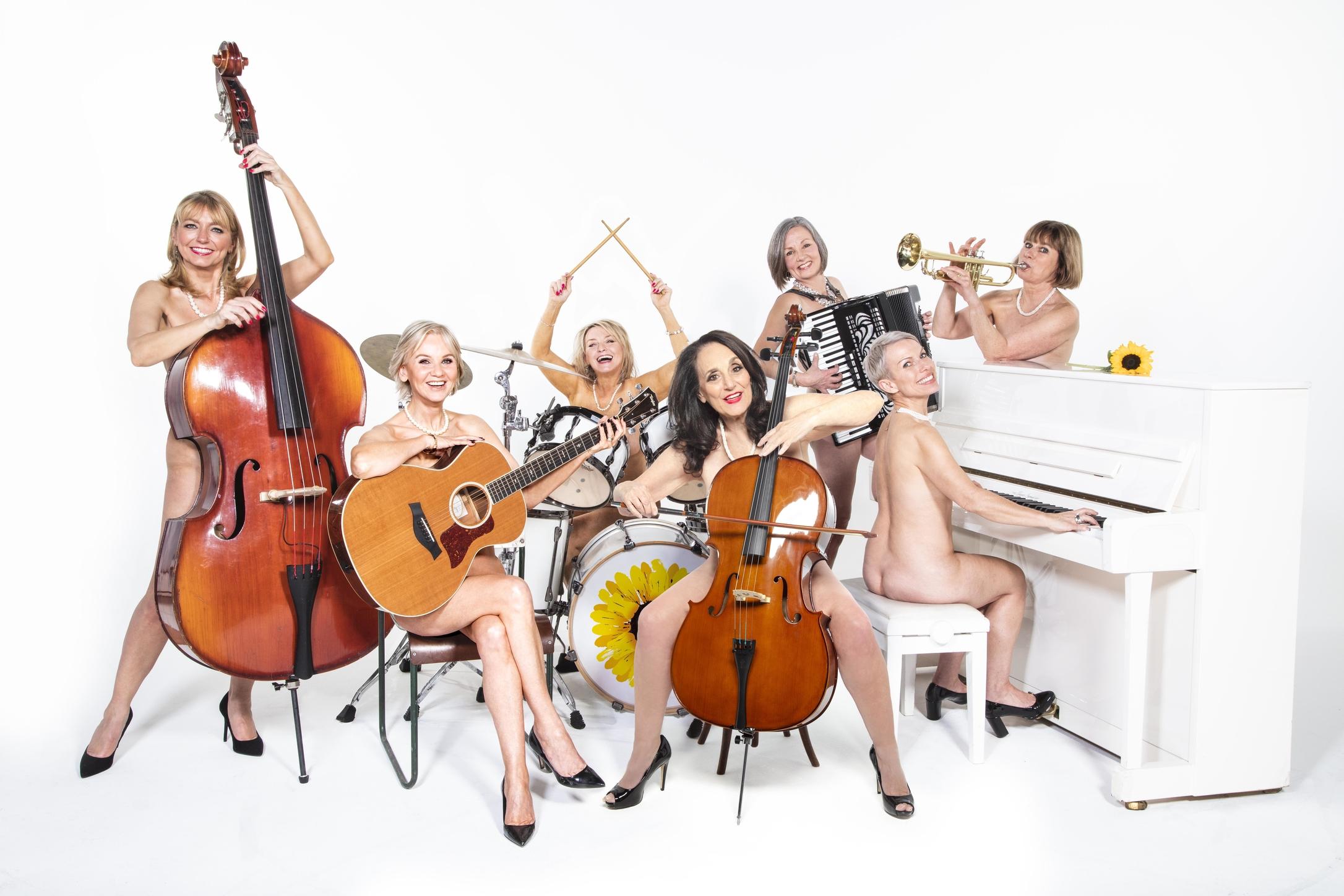 Calendar Girls The Musical, Gary Barlow, Birmingham Hippodrome
