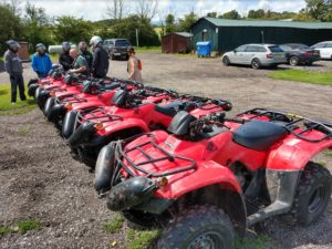 Adventure Sports, Warwick, Quad trekking