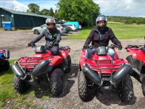 Quad trekking, Adventure Sports, Warwick