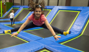 Jump In Trampoline Park, Summer Pass