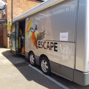 Escape Arts, Karen Williams