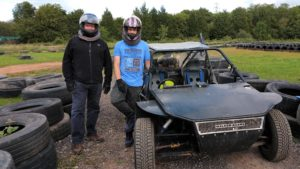 Rally karting, Mud and Mayhem, Adventure Sports Warwick