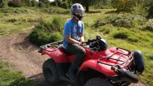 Mud and Mayhem, Adventure Sport Warwick, Quad Circuit