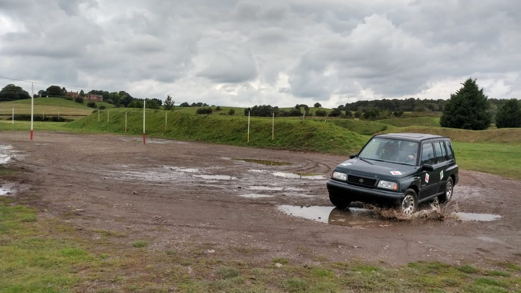 Reverse Steer Jeep, Adventure Sport, Warwick
