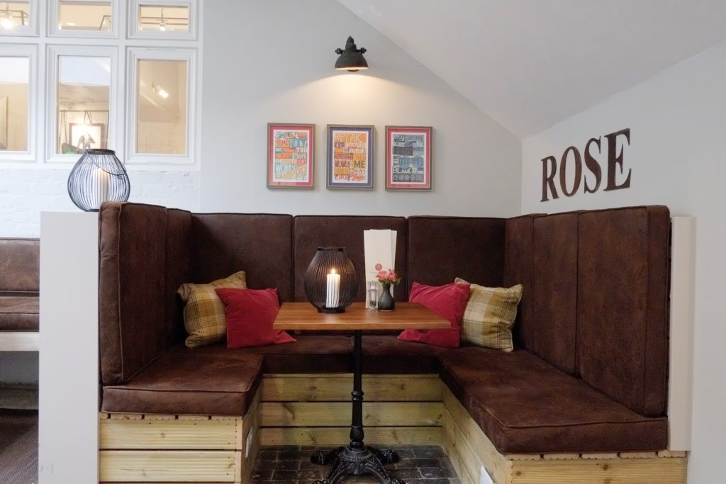 The Rose and Crown, Warwick, Peach Pubs
