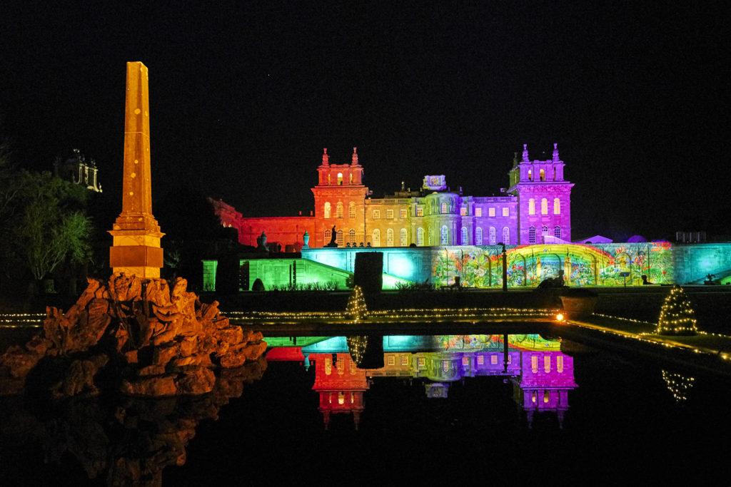 Blenheim Palace, Christmas
