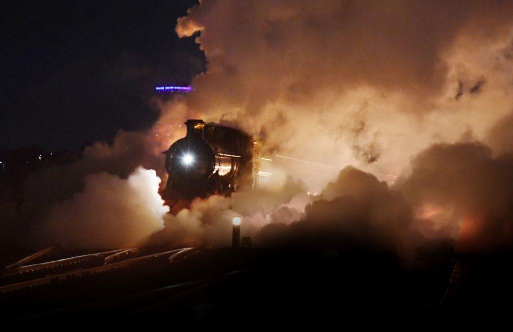 Polar Express, Vintage Trains