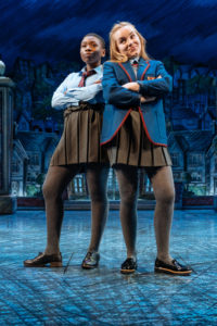 The Boy In The Dress, RSC, David Walliams, Robbie Williams