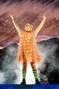 The Boy In The Dress, RSC, David Walliams, Robbie Williams