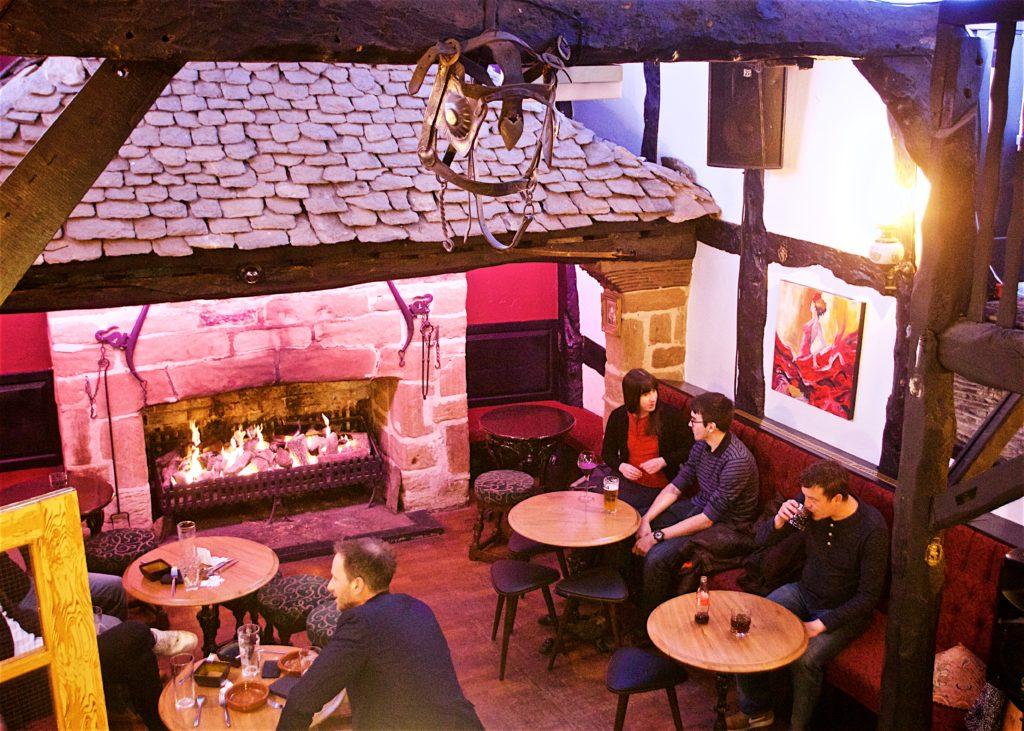 Flamenco, Tudor Inn, Warwick