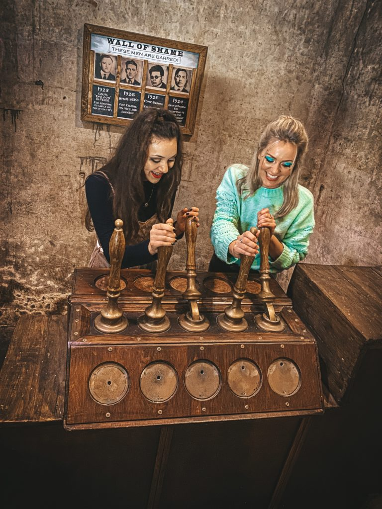 Hatton Escape Rooms, Tulleys, The Outfitters