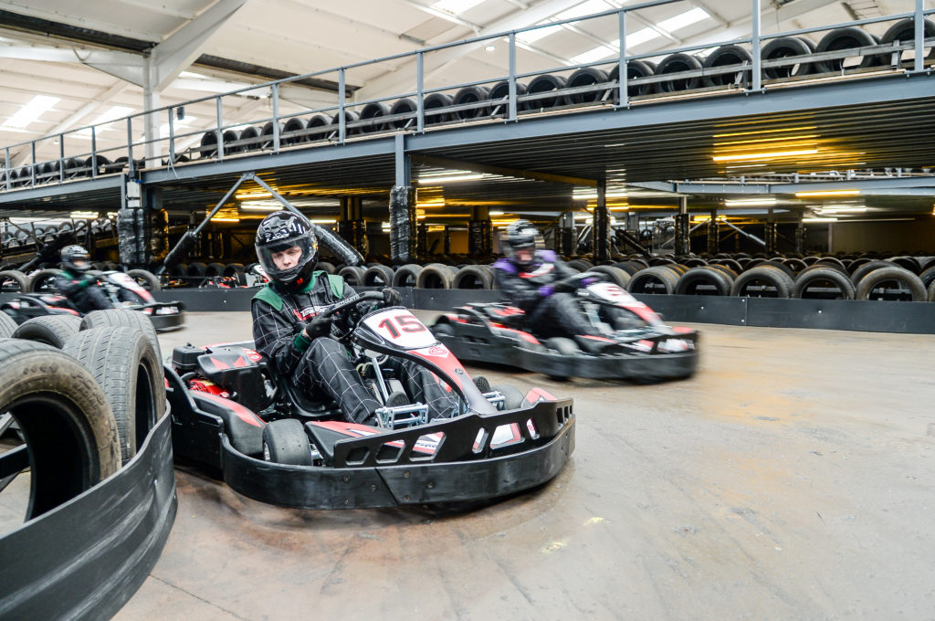 Teamsport Karting, Coventry,