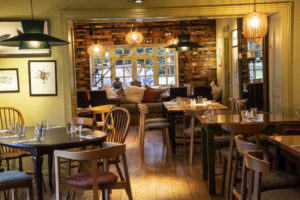 Hatton Arms, Warwick, dining, menu