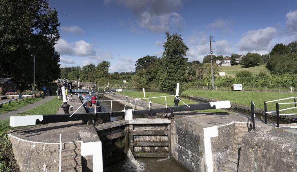 Hatton Arms, Warwick, Hatton Locks