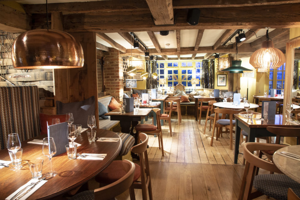 Hatton Arms, Warwick, launch party