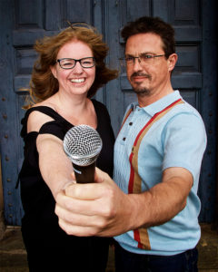Comedy and Work, Anne Docherty, Mark Hinds