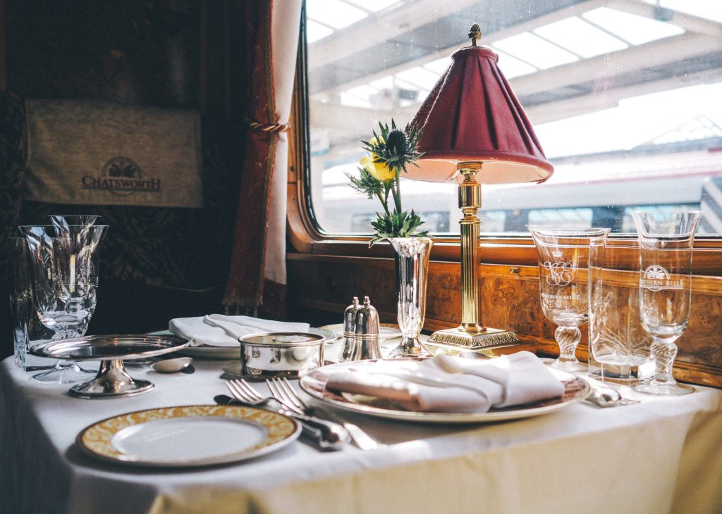 The Northern Belle, Murder Mystery, Coventry, Birmingham