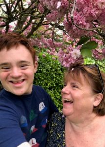 The Ups of Downs, Nicola Enoch, Leamington Spa, Down Syndrome