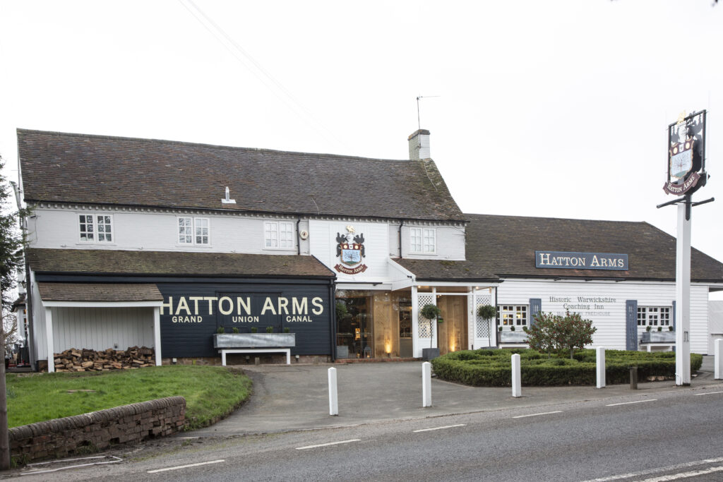 Hatton Arms, COVID-19, lockdown, deliveries, takeaways, review