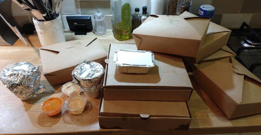 Hatton Arms, COVID-19, deliveries, takeaways, review, Warwick