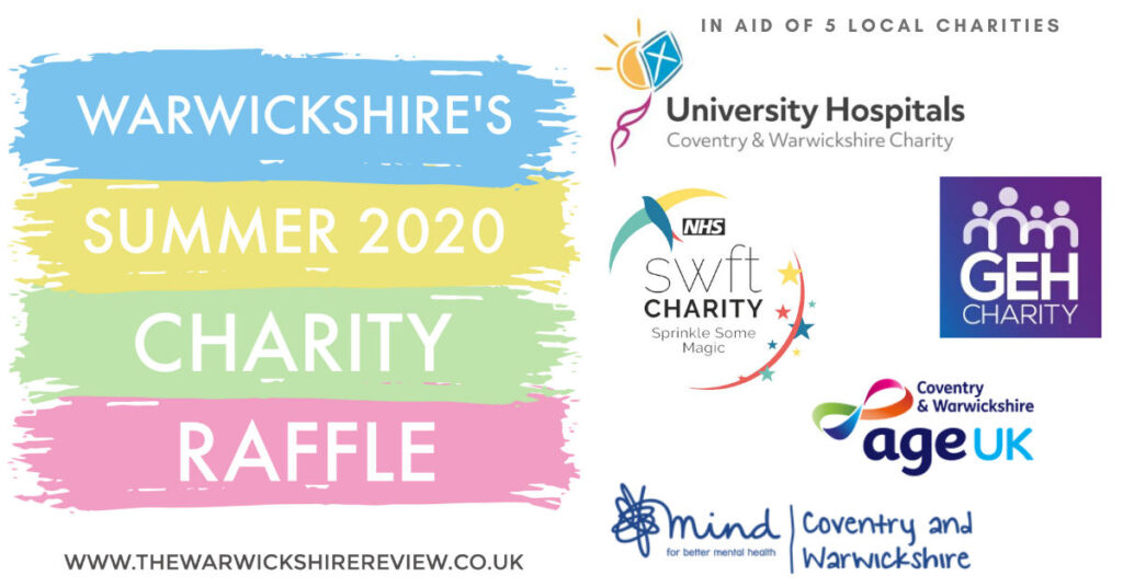 Raffle offers £1k worth of prizes in aid of five local charities