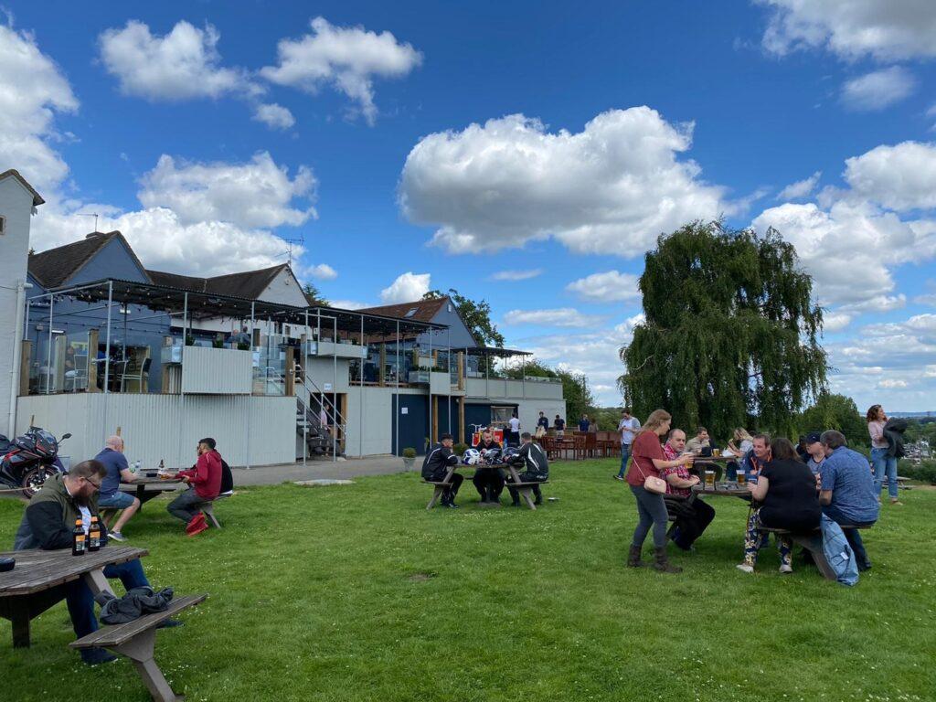 Hatton Arms, Hatton Country World, Hatton Shopping Village, garden bar, terrace dining, Johnnie Arkwright, Warwick