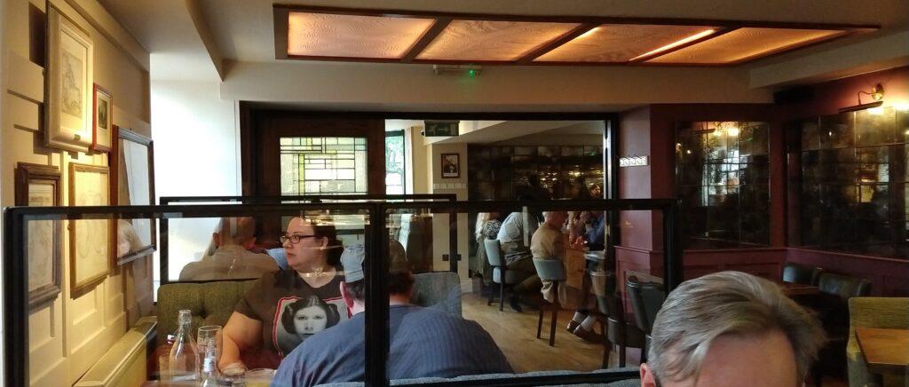 The Globe, Tasca Dali, COVID-19, lockdown, restaurants, pubs, dining