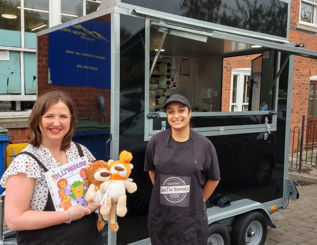 Community hungry to help charity neighbours