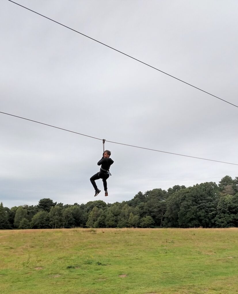 Go Ape, Coombe Abbey Country Park, COVID-19, safety measures, Coventry