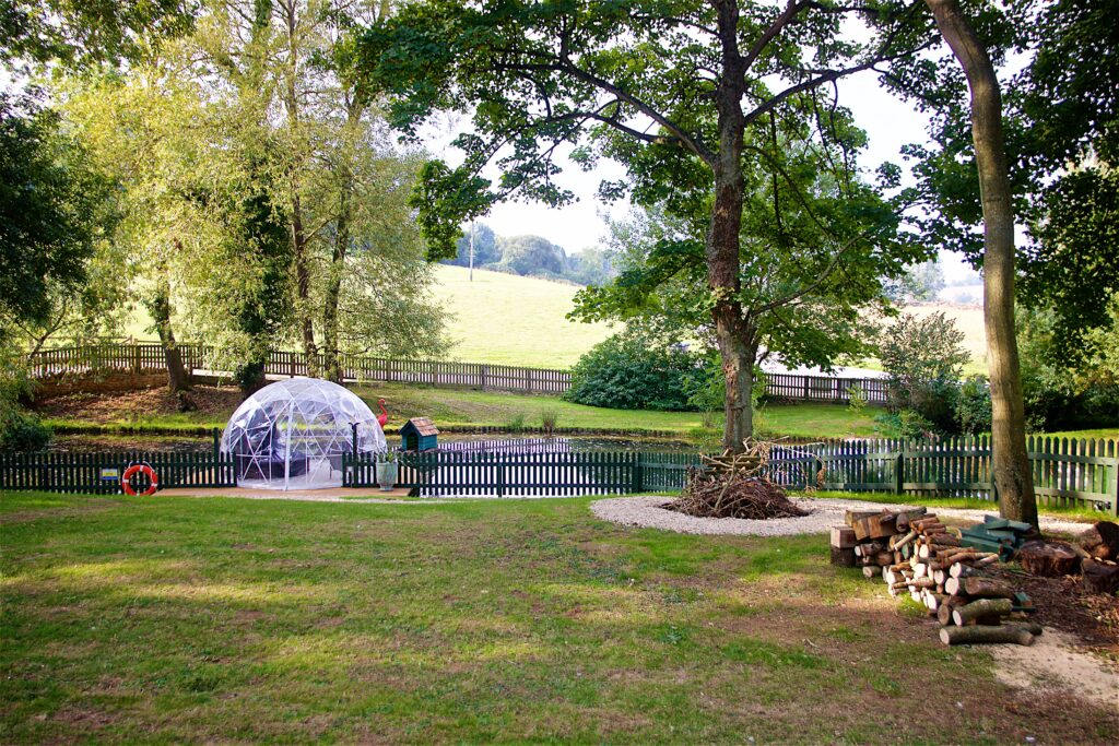 Winchcombe Farm Holidays, Ben's Burrow, Upper Tysoe, glamping retreat, staycation