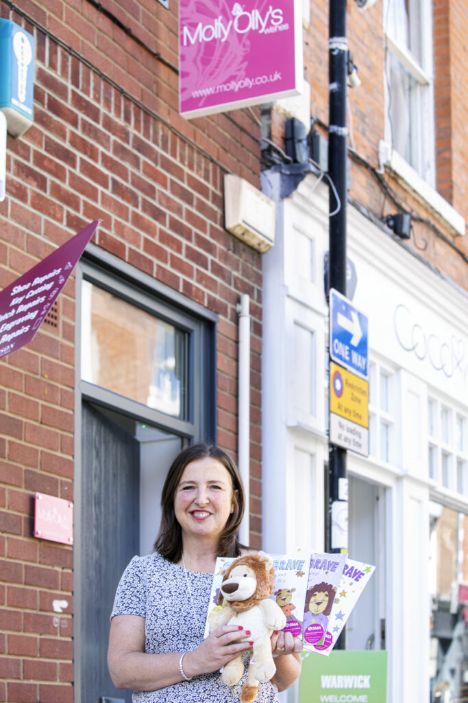 Molly Olly's Wishes, new premises, Rachel Ollerenshaw