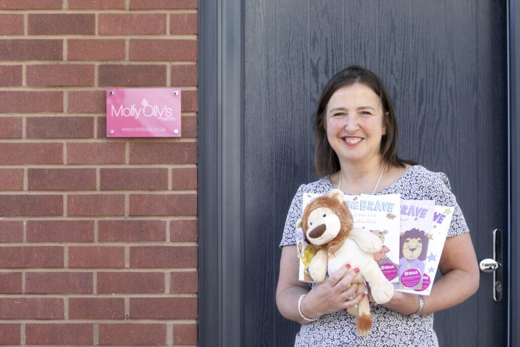 New premises unlocks latest chapter for Warwick children's charity