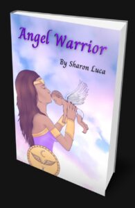 Sharon Luca-Chatha, stillbirth, Why Did Grandad Die, Angel Warrior, The Luca Foundation, Baby Loss Awareness Week