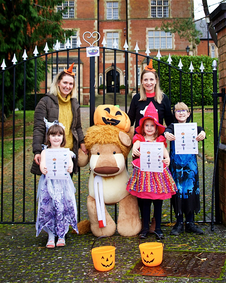 Hatton Park, Halloween, Molly Olly's Wishes