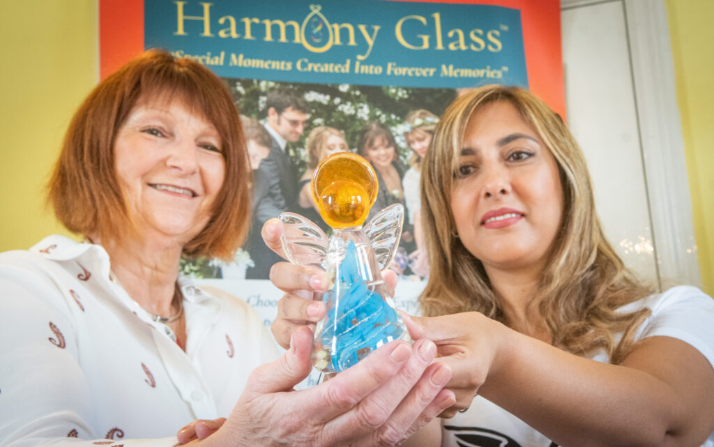 CARIAD Personal Ceremonies, Harmony Glass, Ali Fleming, Sharon Luca-Chatha