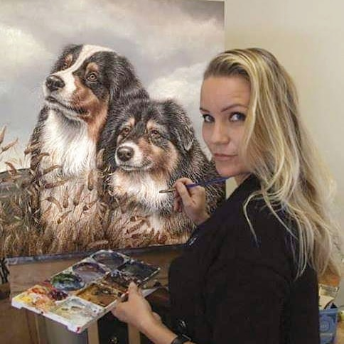 Unique COVID-inspired artwork under the hammer for charity