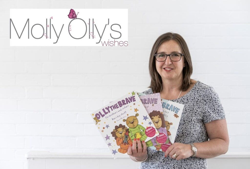 Final books in Olly The Brave series released