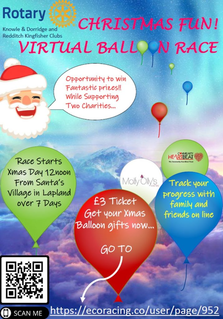 Fundraisers have high hopes that Virtual Balloon Race takes off for local charities