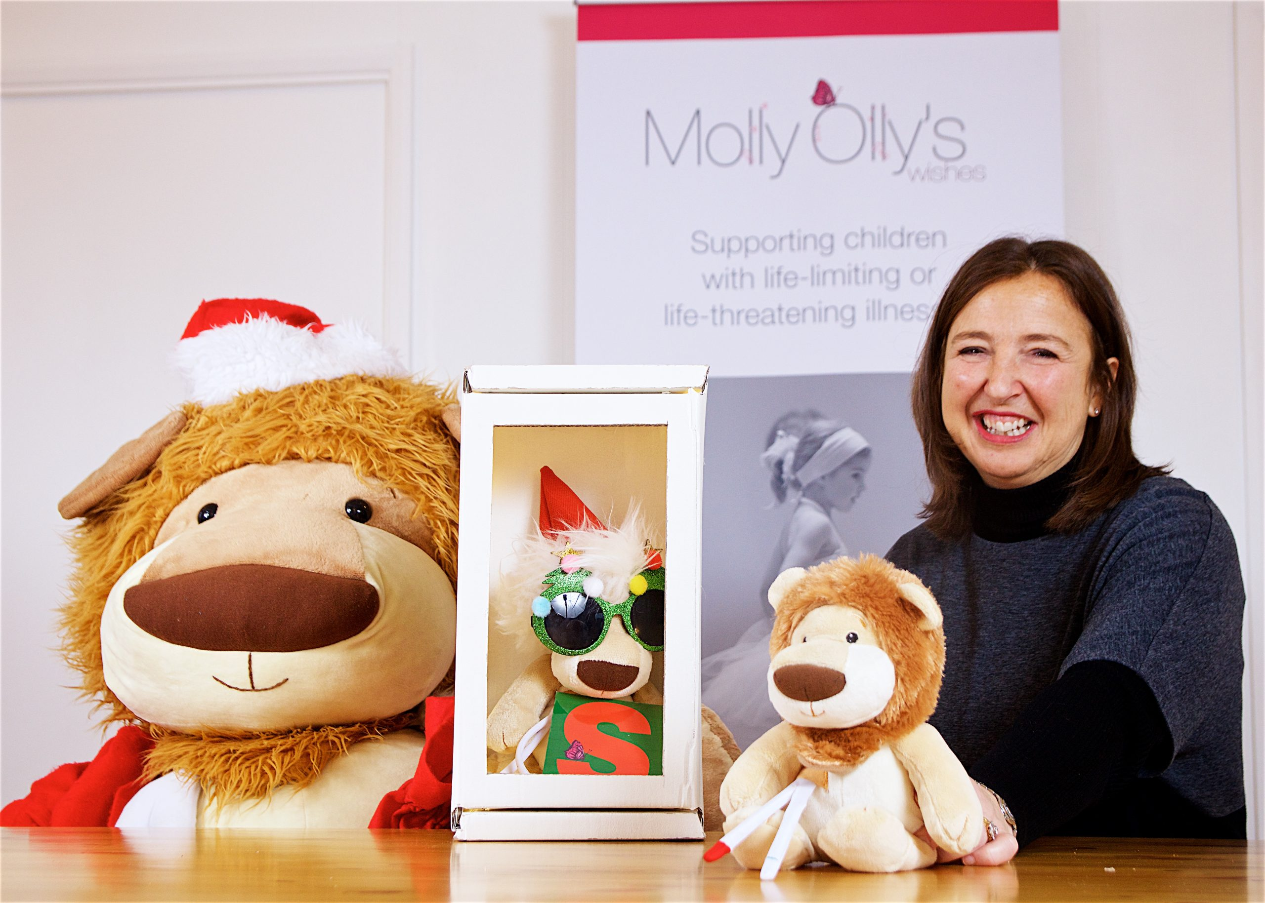 Molly Olly's Wishes, treasure trail, Christmas, Rachel Ollerenshaw